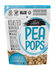 Lightly Salted Pea Pops