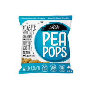 Load image into Gallery viewer, Roasted Peas Snack Packs (12 x 28g)