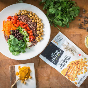 Load image into Gallery viewer, Turmeric & Spice Roasted Chickpeas