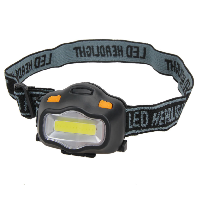 BluYeti LED Headlamp - BluYeti Camping