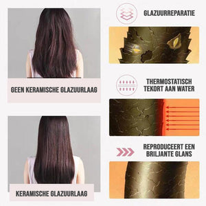 Ceramic Mini Hair Curler | Krul- en stijltang in één