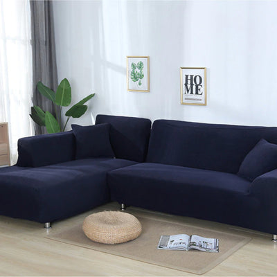[THICKER JACQUARD FABRIC] SECTIONAL STRETCHABLE, SOFT, & WASHABLE SOFASLEEVE™