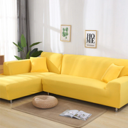 [SECTIONAL] STRETCHABLE, SOFT, & WASHABLE SOFASLEEVE™