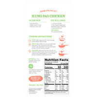 Street Kitchen Kung Pao Sauce Kit