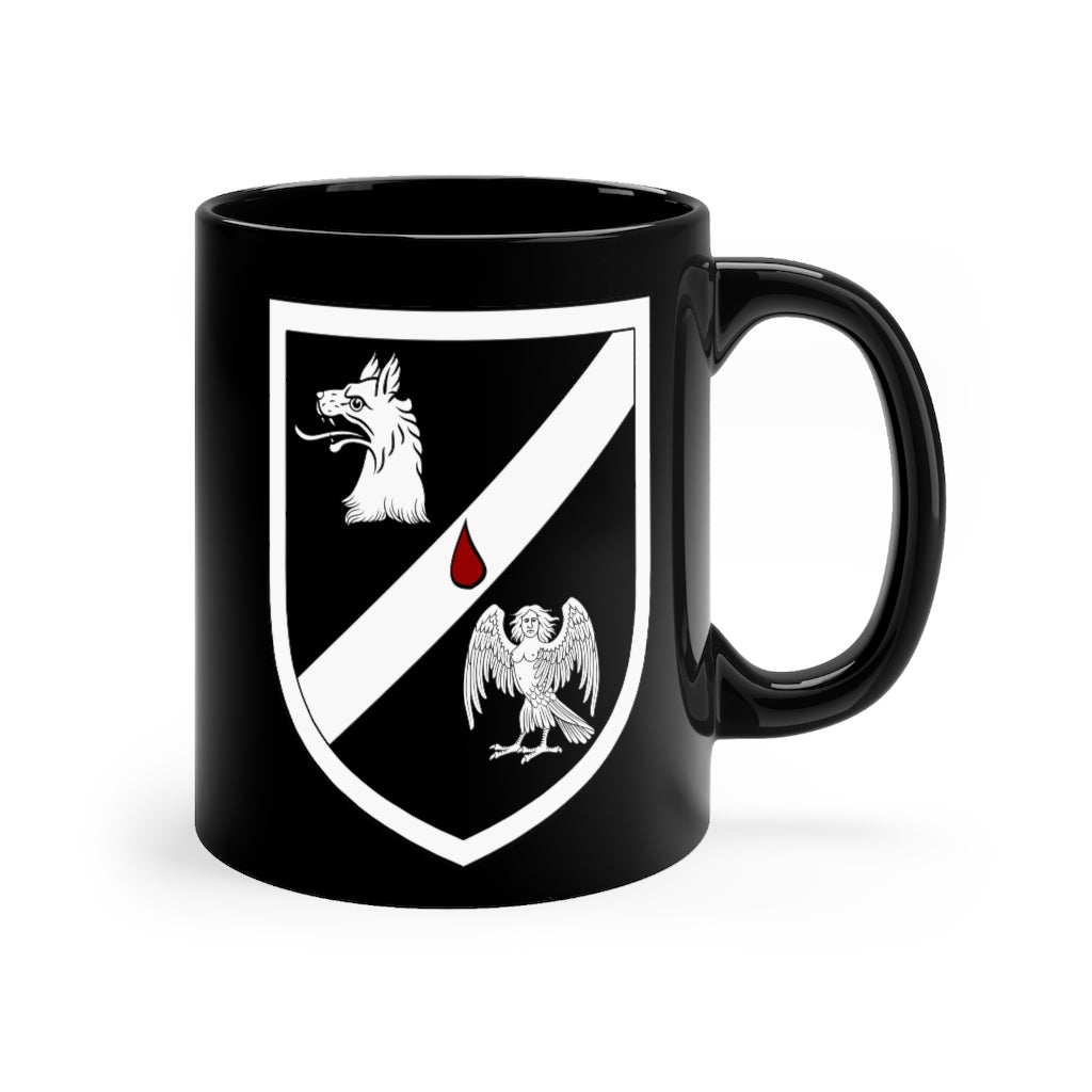 Coven of Celsus | Book Crest Mug 11oz