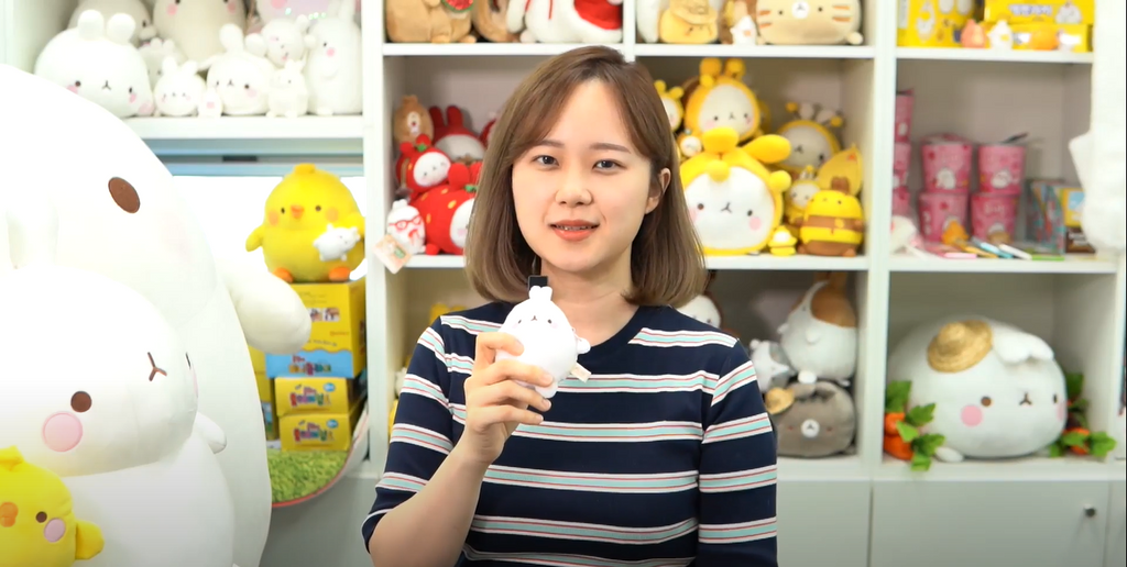 Behind the Scenes with Molang Illustrator, Hye-Ji Yoon