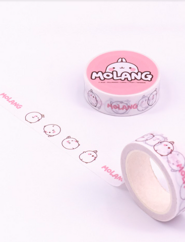 Molang Masking Tape Accessories Kawaii DIY