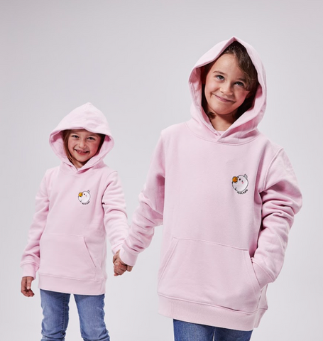 Molang Kids Clothing Sweatshirt Hoodie Kawaii Apparel