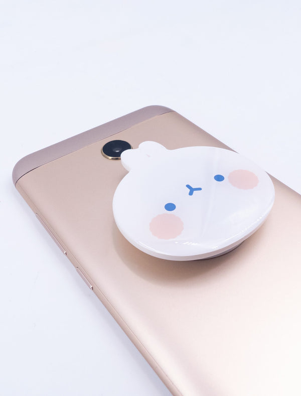 A cute Molang Smart Tok Blue.