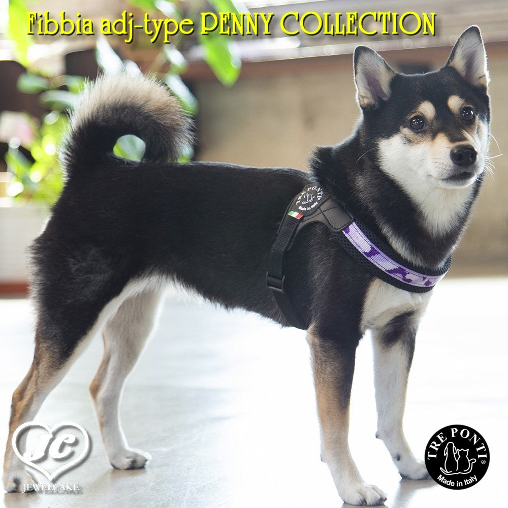【TRE PONTI】Fibbia adj-type PENNY COLLECTIONLTP127【サイズ:1号/1.5号】