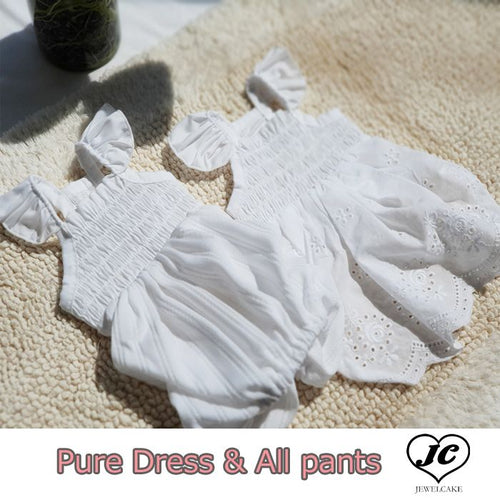 【KOREA】Pure Dress&Allpants