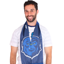 Load image into Gallery viewer, Cascades Fan Scarf