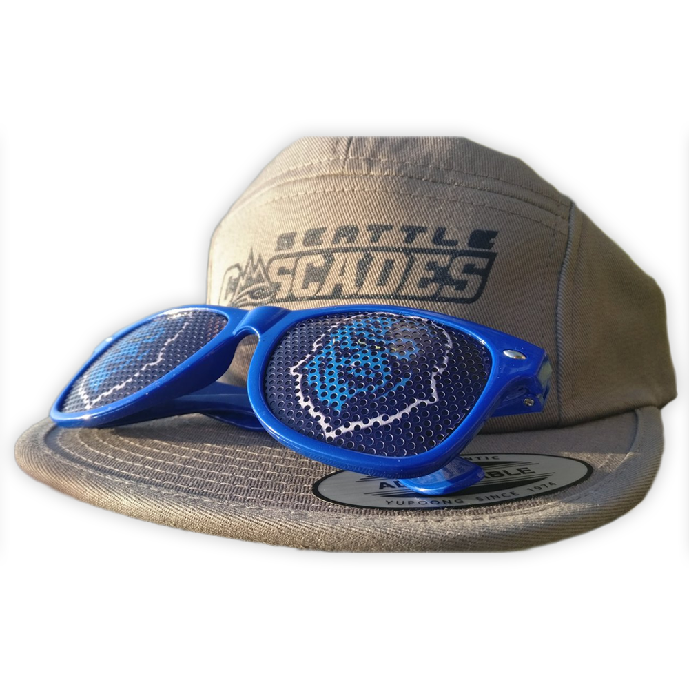 Cascades Five Panel Hat