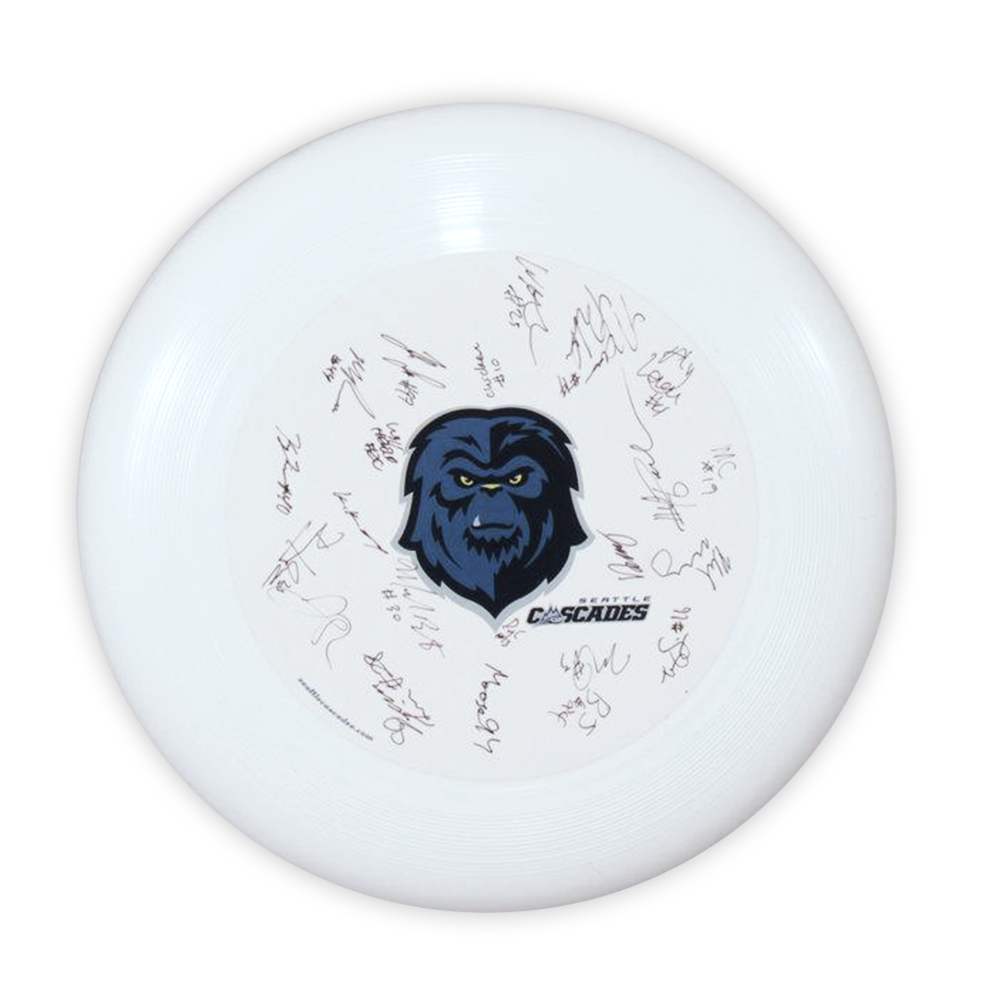 Signed Casey Disc