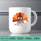 Gobble Me Swallow Me Turkey SVG, Gobble Me Swallow Me SVG Turkey Clipart PNG Digital Cut Files - SVGPrints