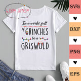In A World Full Of Grinches Be A Griswold SVG PNG Clipart Digital Download - SVGPrints
