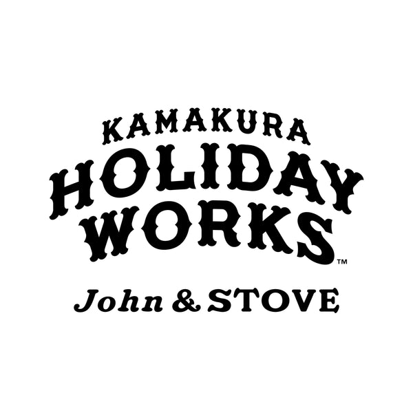 HOLIDAY WORKS POP UP STORE @ John & STOVE / Dec 18 - 27, 2020