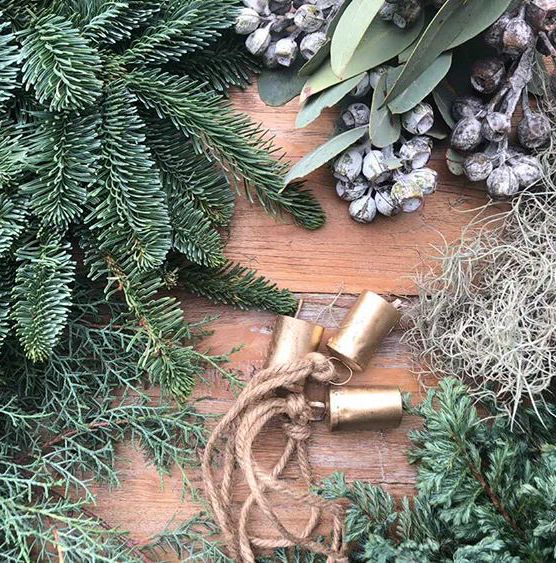 WOOLLAHRA Chirstmas Wreath Workshop 2020 / Nov 25, 2020