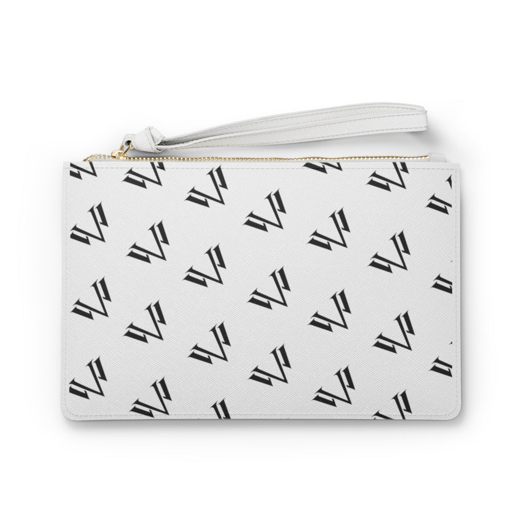 Clutch Bag - White