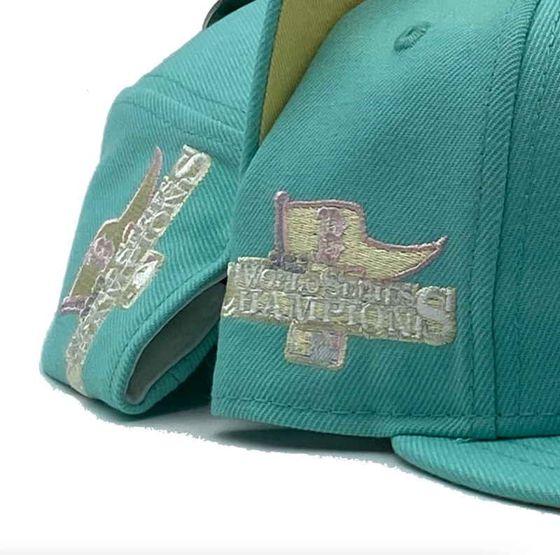Boston Red Sox Easter Collection 2013 World Series Fitted Hat