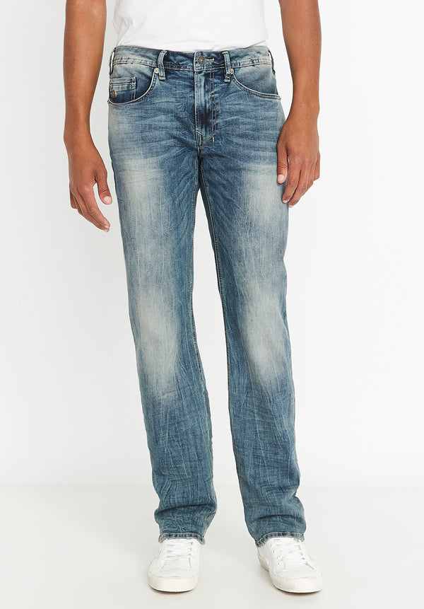 Buffalo David Bitton Six X Jeans Color Indigo BM20540
