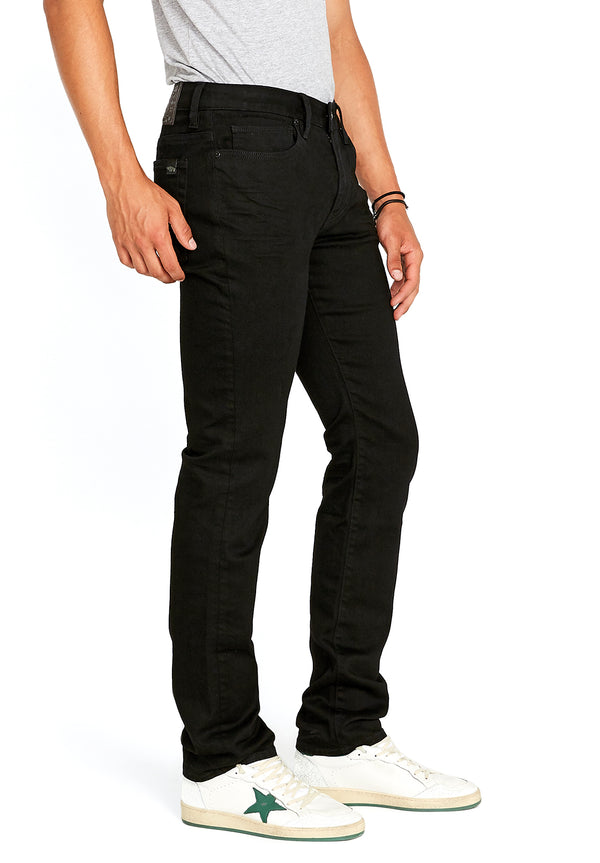 Buffalo David Bitton Ash X Jeans Color BLACK BM22047