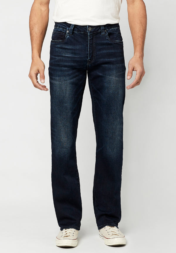Buffalo David Bitton Driven X Jeans Color INDIGO BM22137