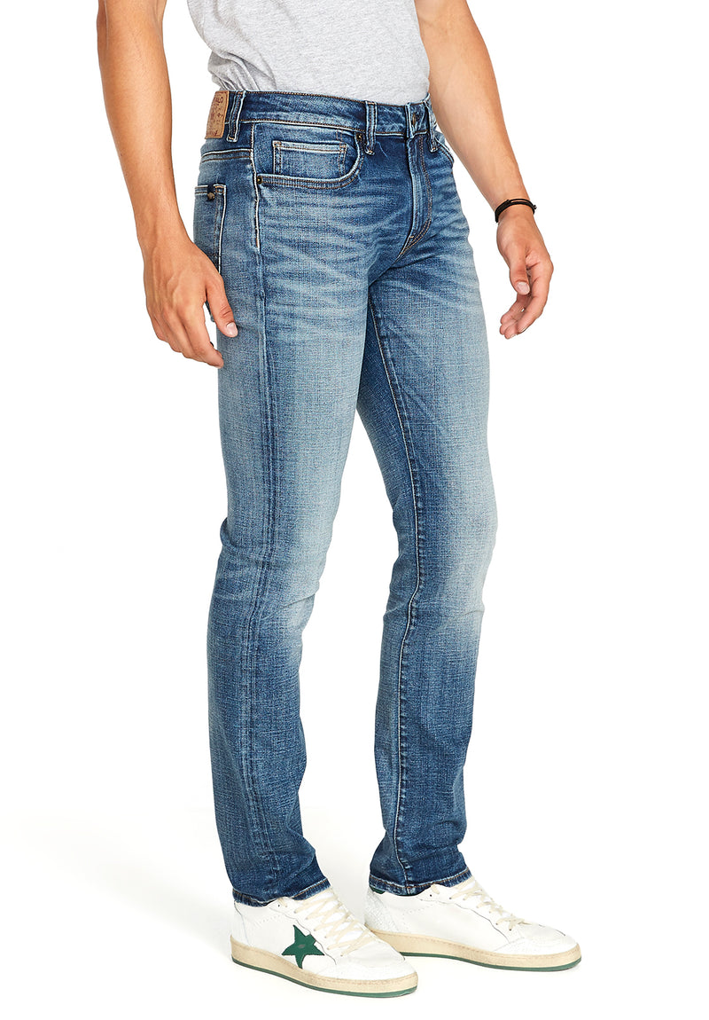 Buffalo David Bitton Ash Jeans Color INDIGO BM22604