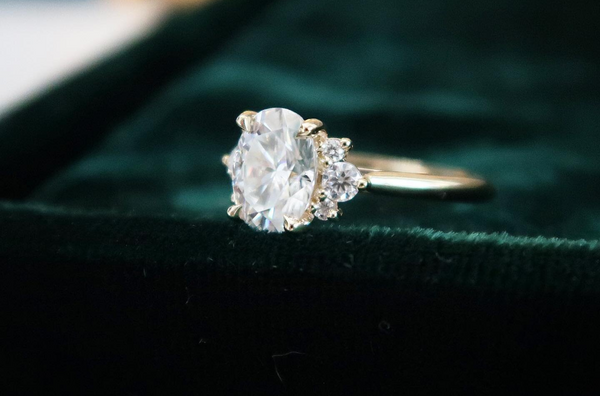 Stop Trying to Pass Moissanite Off As A Diamond
