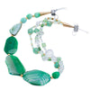 Danu - Green Agate Necklace S View