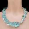 Atla - Aqua Quartz Necklace