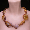 Cel - Carnelian Agate Necklace