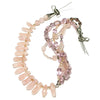 Harmonia - Rose Quartz Necklace S View