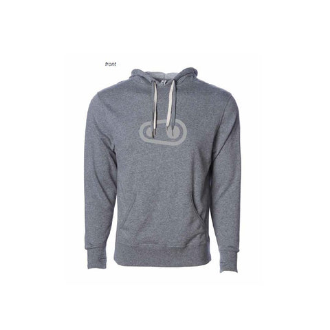 Crankbrother Icon Pullover Hoodie graphite