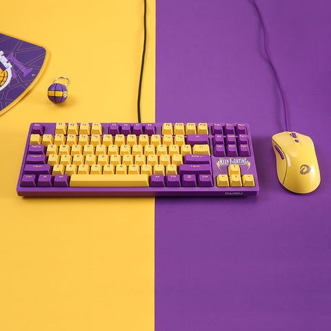 [Limited Edition]Dareu Wired Mechanical Gaming Combo Mamba Color