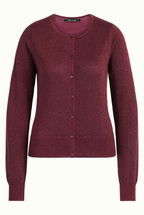 King Louie Cardi Roundneck 05268_601