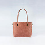 PU Leather Designer Woman tote bag