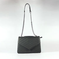 PU Leather Woman Chainbag