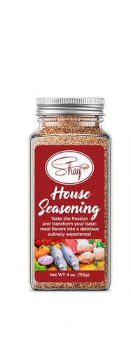 Chef Shay Specialty Seasoning