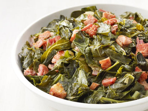 Side - (a la carte) Southern Style Greens (serves 4-6)
