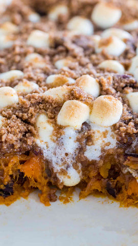 Side - (a la carte) Sweet Potatoe Casserole (serves 4-6 )