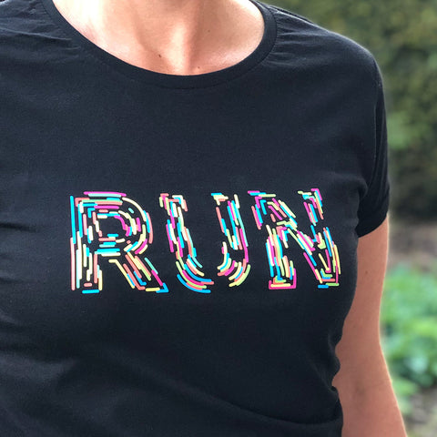 Color Run T-shirt ladies