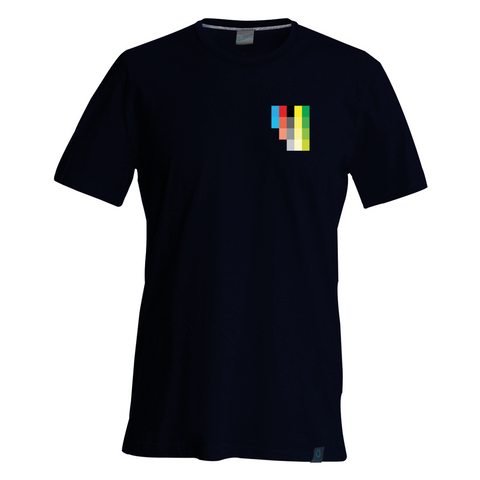 Rainbow Colors T-shirt heren