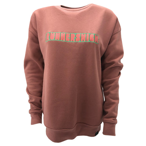 runners high sweater