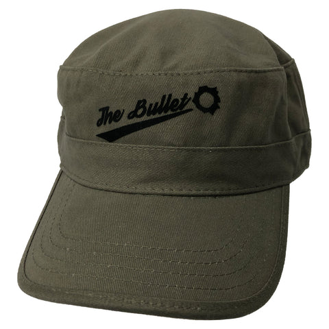 The Bullet army cap beige