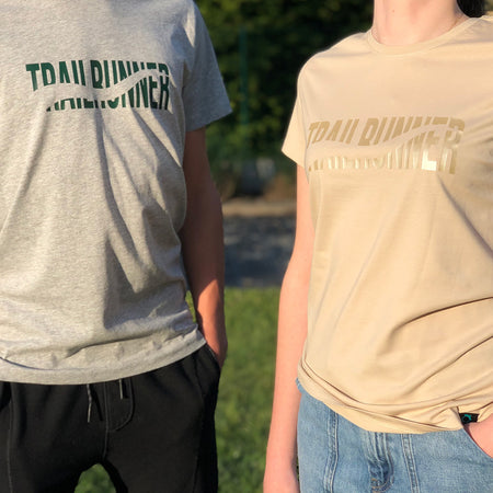 Trail Runner T shirt ladies