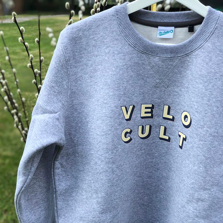 Velo Cult sweater