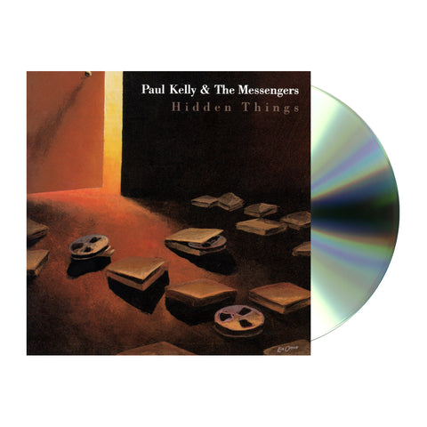Paul Kelly Hidden Things CD