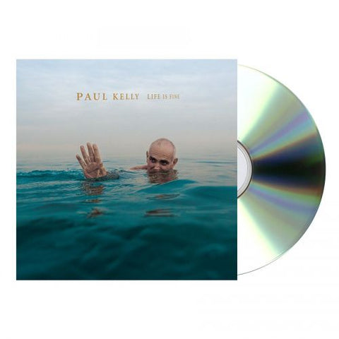 Paul Kelly Life is Fine CD