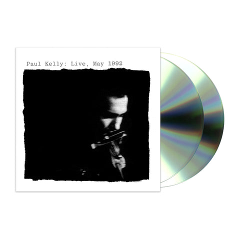Paul Kelly Live May 1992 CD